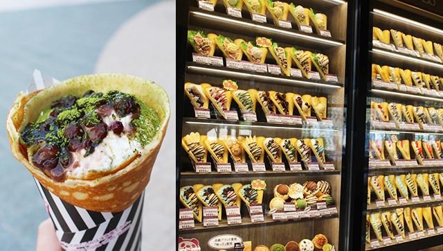 大阪城公園『JO-TERRACE OSAKA』的『Hysteric Jam』,甜點老饕讚不絕口的奶油可麗餅専門店