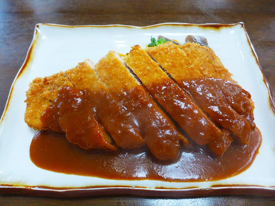 熬煮3天的多明格拉斯醬味道太棒了!堺市的超人氣洋食店『炸豬排立花(とんかつ立花)』