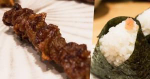 博多烤雞肉串-NICK明太子烤雞皮