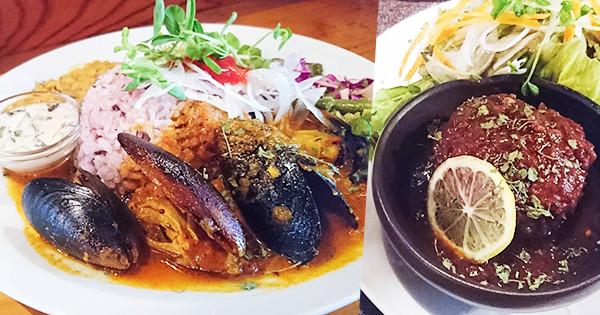 辣味咖哩的名店,四天王寺前夕陽之丘的『食堂 虹之佛』 每日午餐定食也是絕品