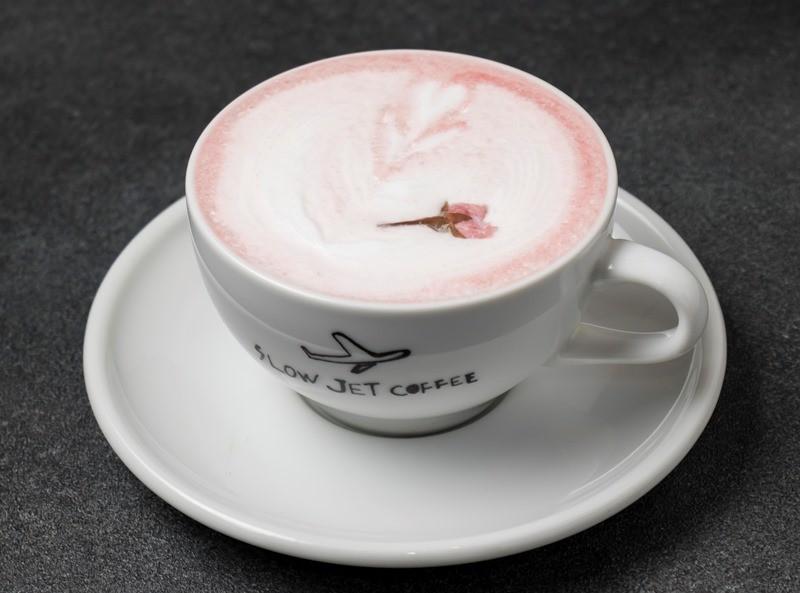 【已結束】讓您大大滿足的春季期間限定menu!京都東山『高台寺』內的自家烘培咖啡店『SLOW JET COFFEE高台寺』