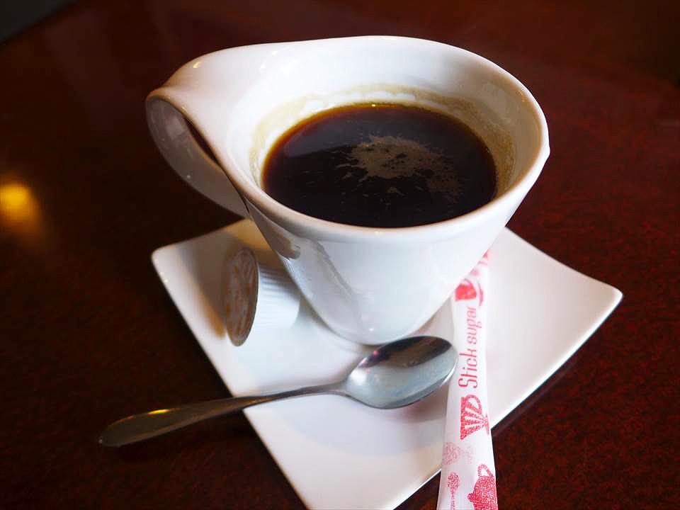 大阪中國料理 味澤-咖啡