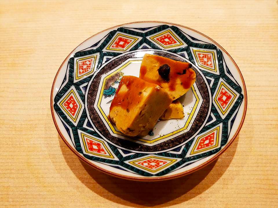 神戶中華街握壽司鮨 Shunpei鮨しゅんぺい-安康魚肝