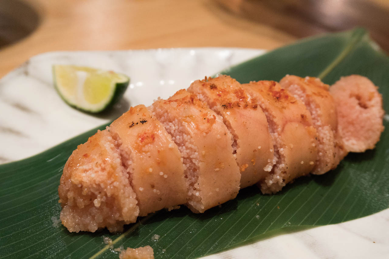 『YAMAYA(やまや)』的新型態店舖!提供美味明太子的烤雞肉串居酒屋!北濱『博多烤雞肉串 NICK 北濱店(博多やきとり NICK 北浜店)』