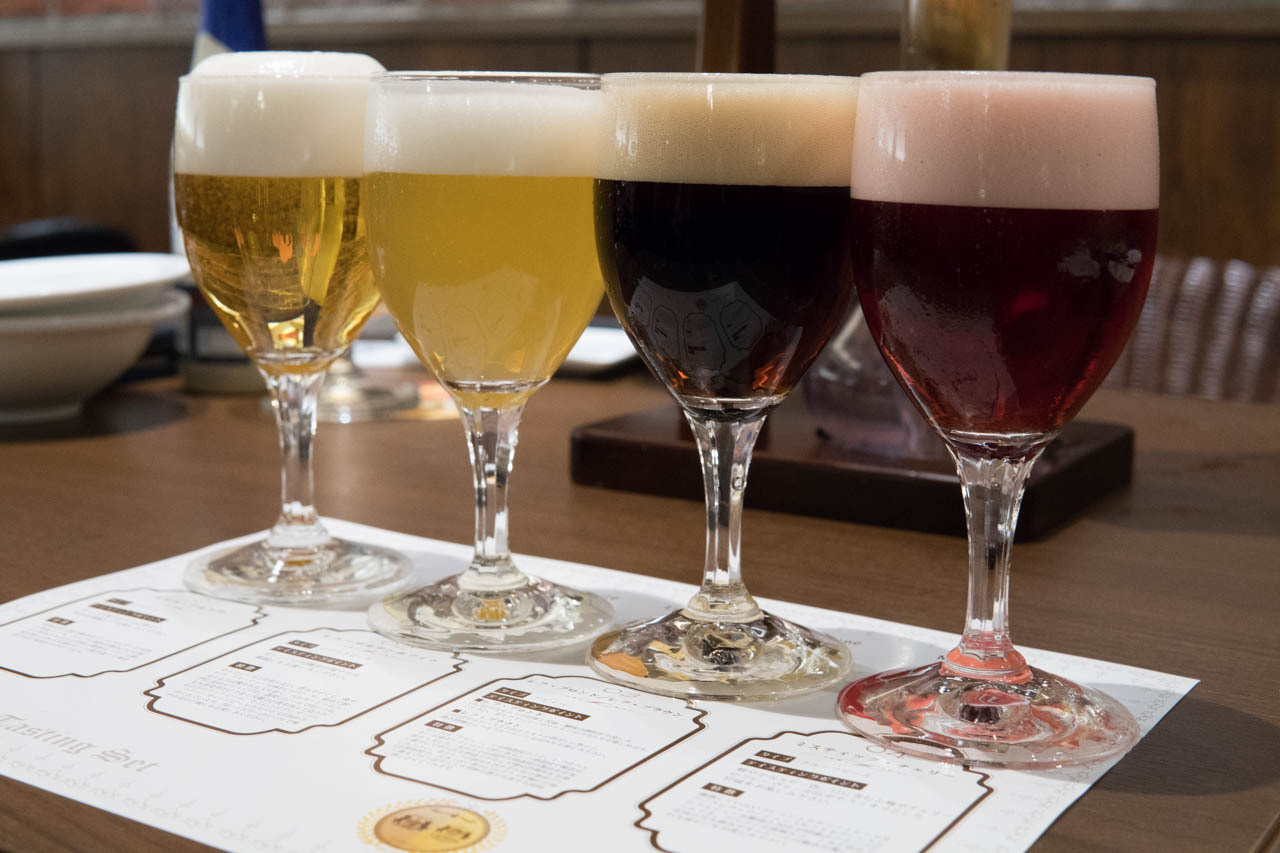 大阪比利時啤酒餐廳FLANDERS TALE