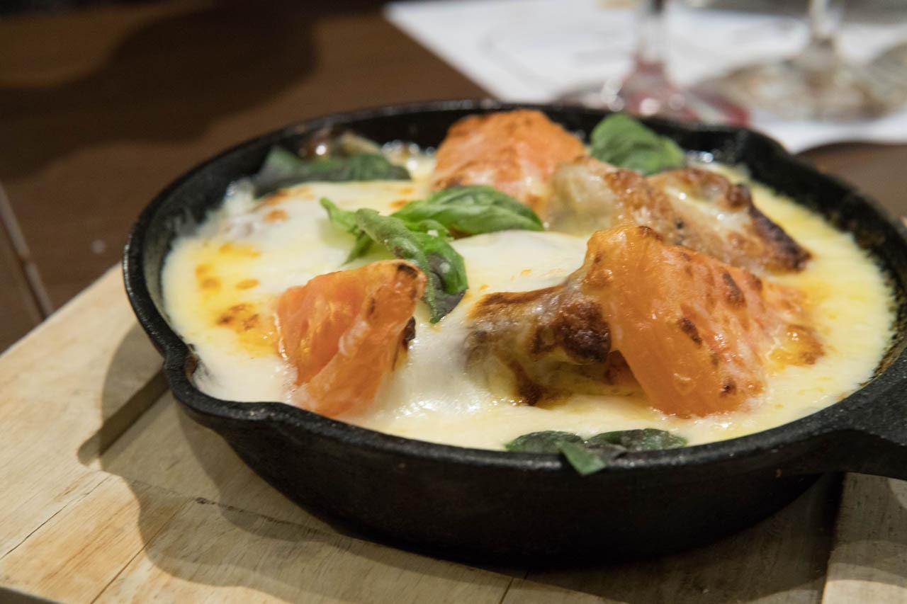 大阪比利時啤酒餐廳FLANDERS TALE-雞肉番茄焗烤