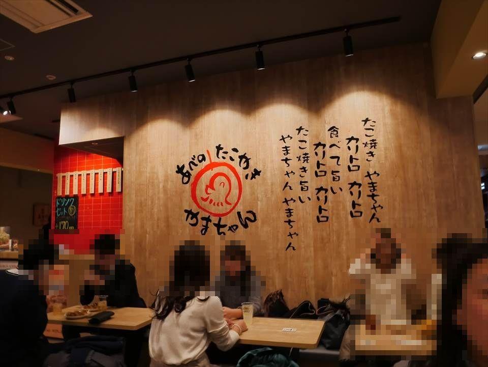 阿倍野章魚燒 LUCUA店
