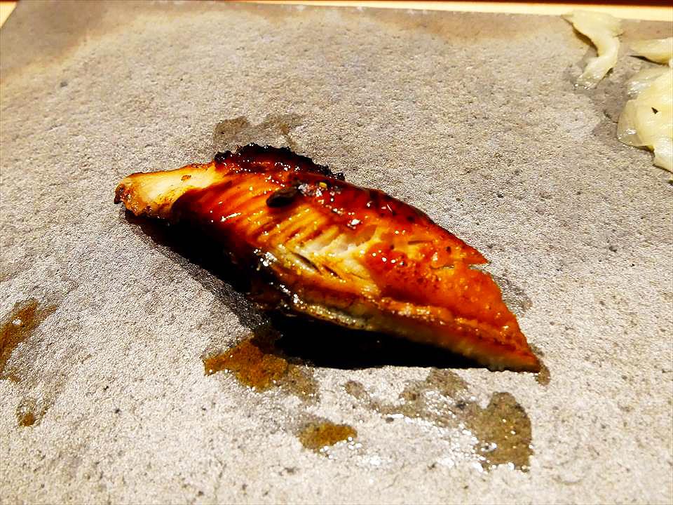 神戶中華街握壽司鮨 Shunpei鮨しゅんぺい-鰻魚