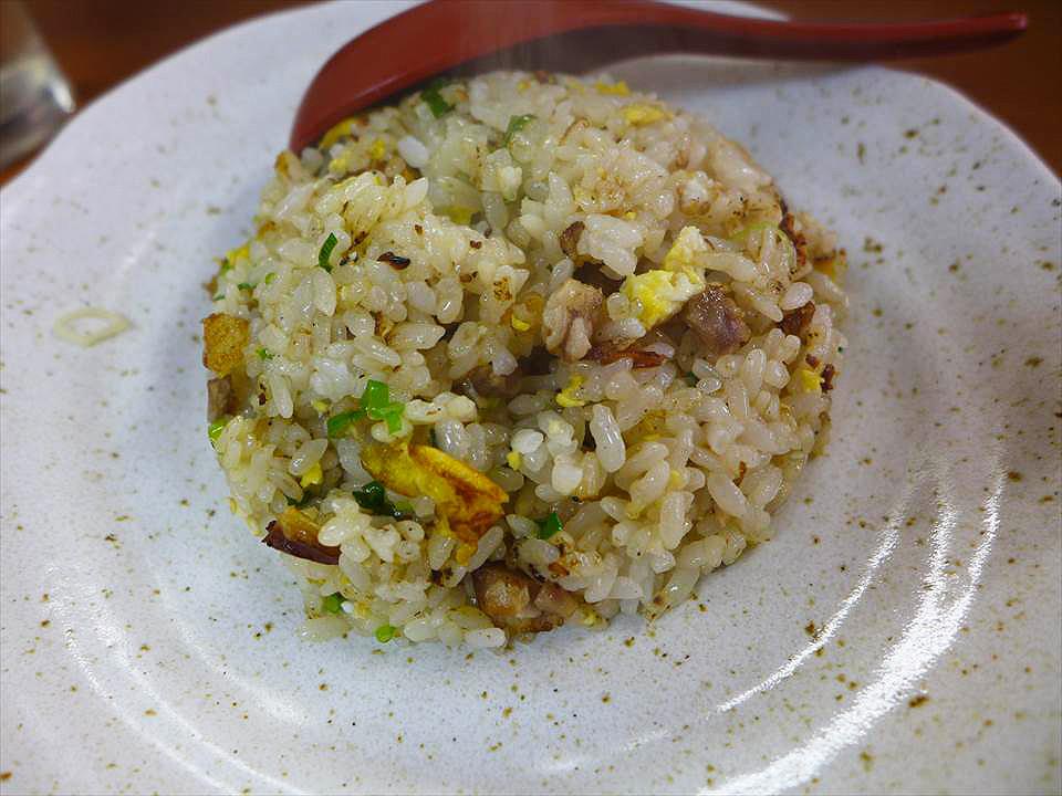 大阪Yayoi亭(やよい亭)-炒飯