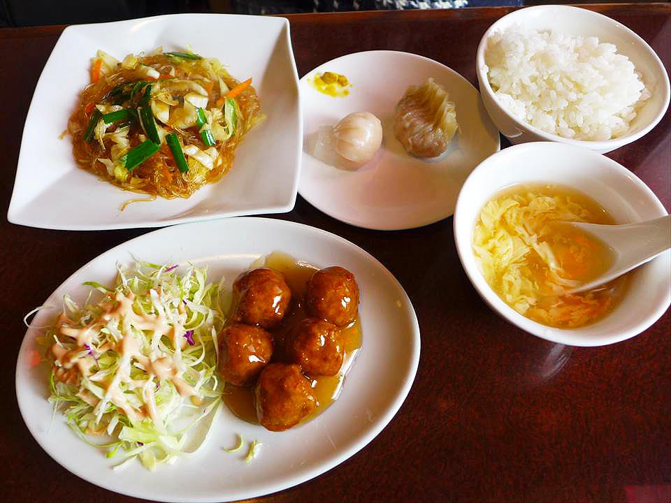 大阪中國料理 味澤-每日午餐