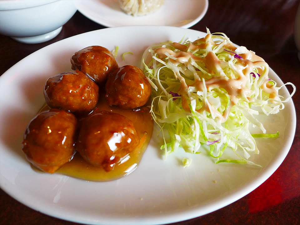 大阪中國料理 味澤-糖醋肉丸