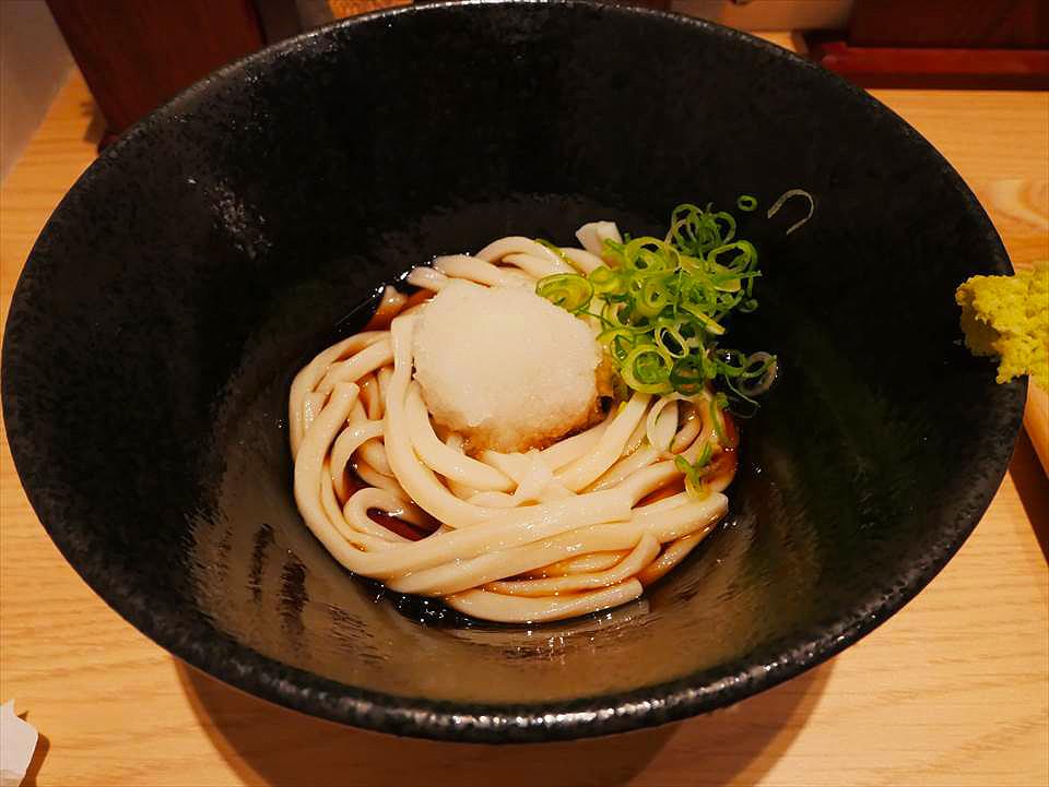 日本乾拌烏龍麵