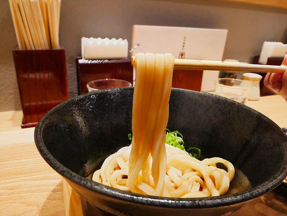 日本大阪乾拌烏龍麵