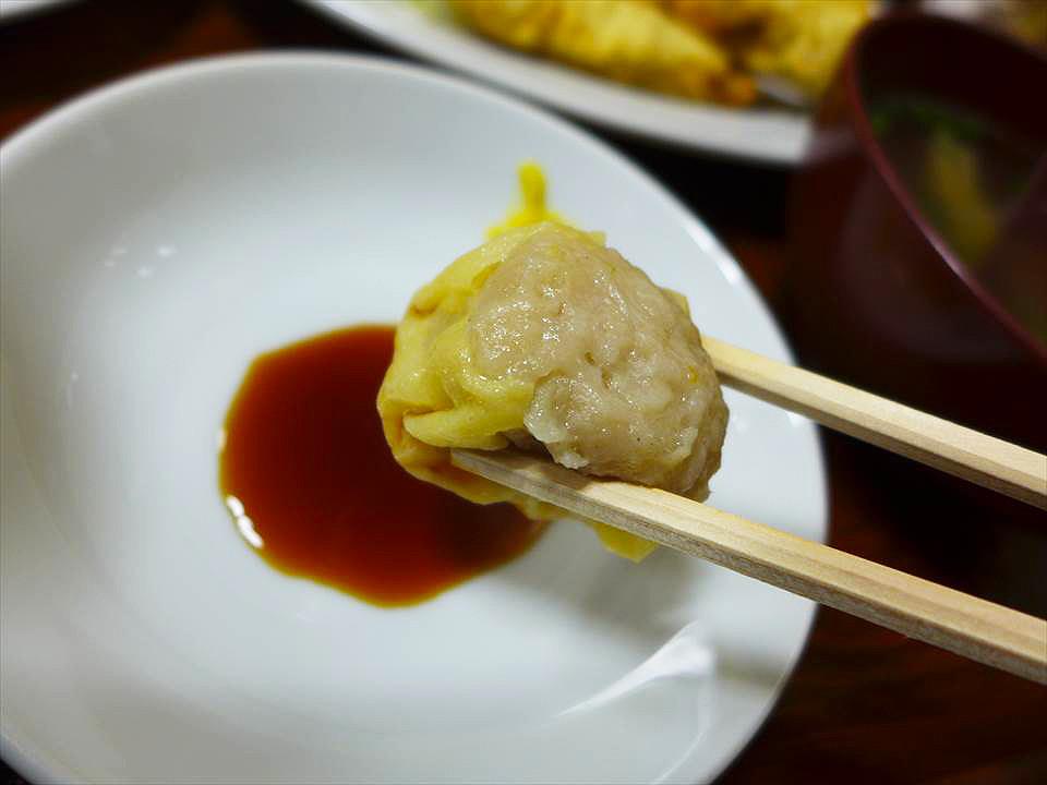 大阪燒賣定食華風料理一芳亭