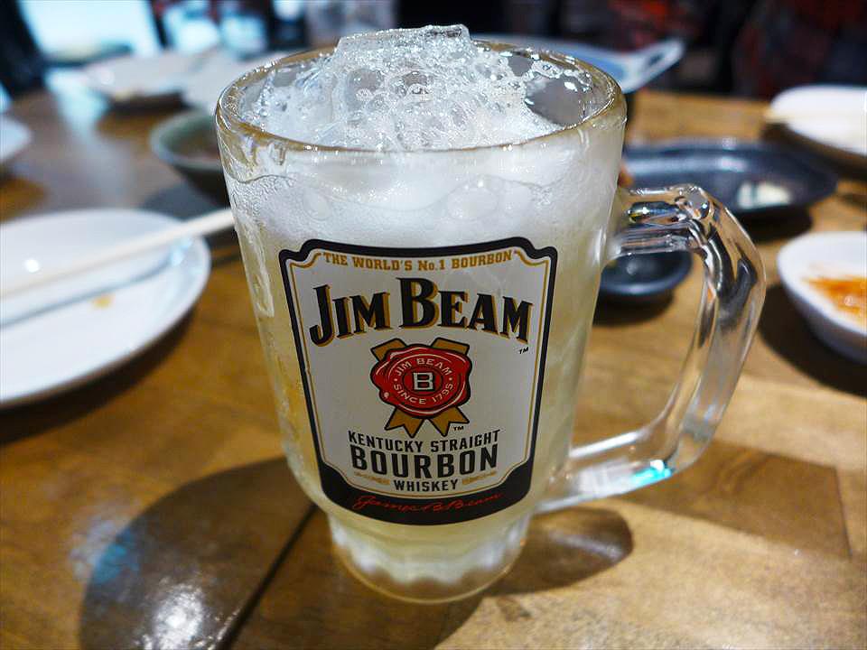 金賓威士忌調酒