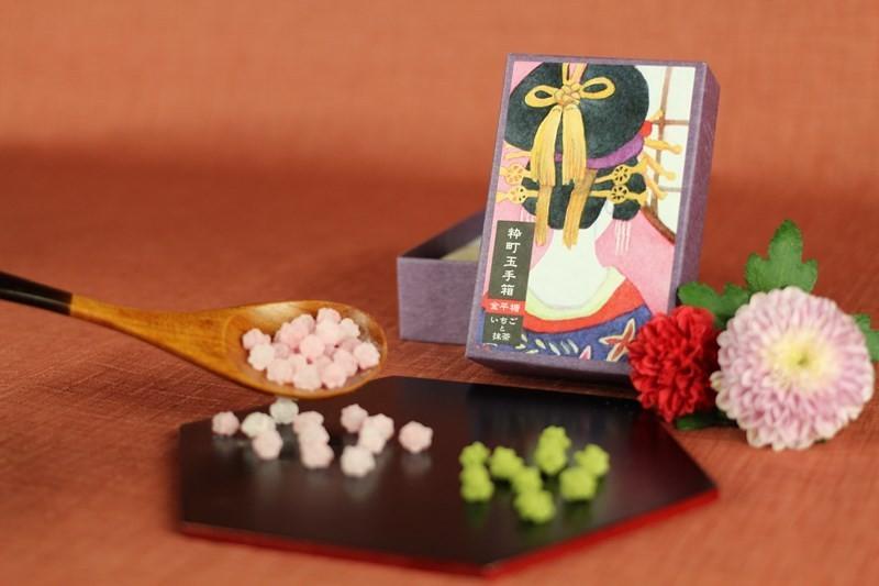 【已結束】復古可愛的金平糖伴手禮!『江戶越屋』將會在3/15(四)~5/8(二),於『大丸神戶店』開設期間限定店!