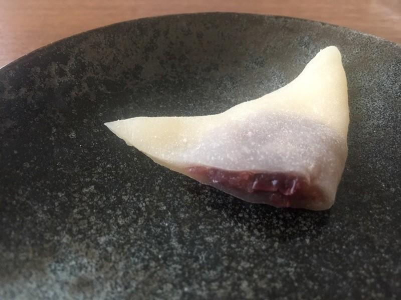 京都伴手禮OTABEおたべ-每月限定口味生八橋-核桃紅豆