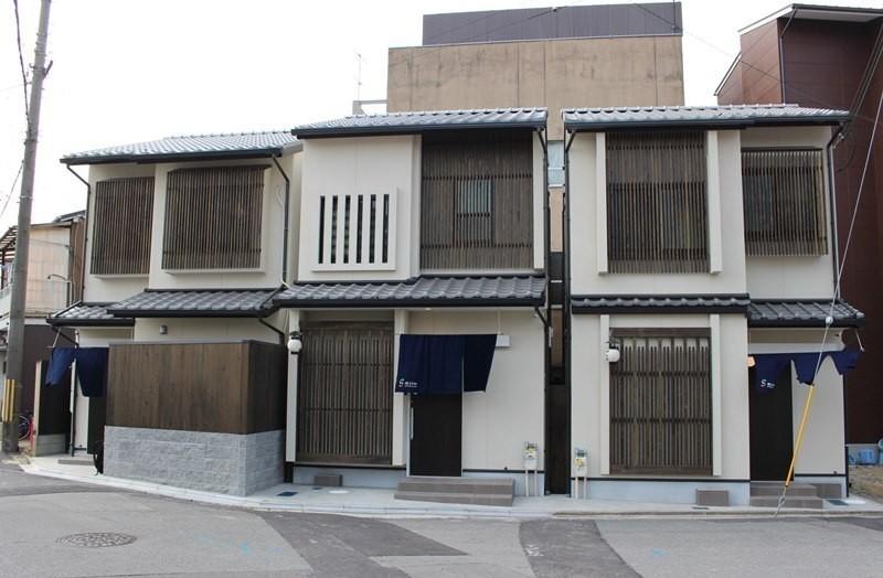 從京都車站走路就可以到!全新落成的「京都町家風 全棟出租式」簡易旅館『4S STAY 京都九條』開幕