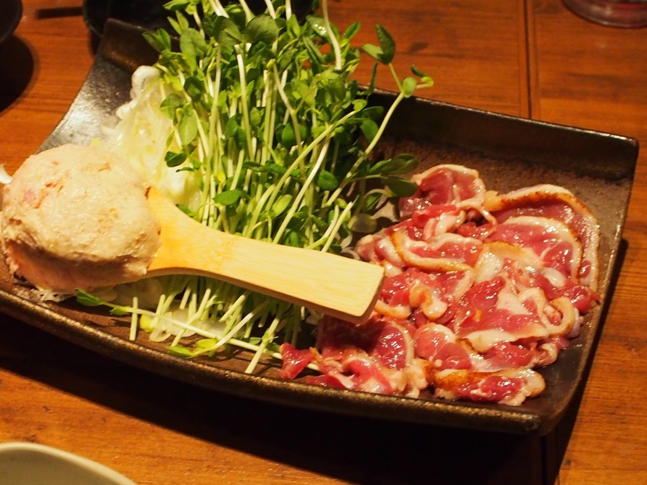 河内産鴨肉涮涮鍋