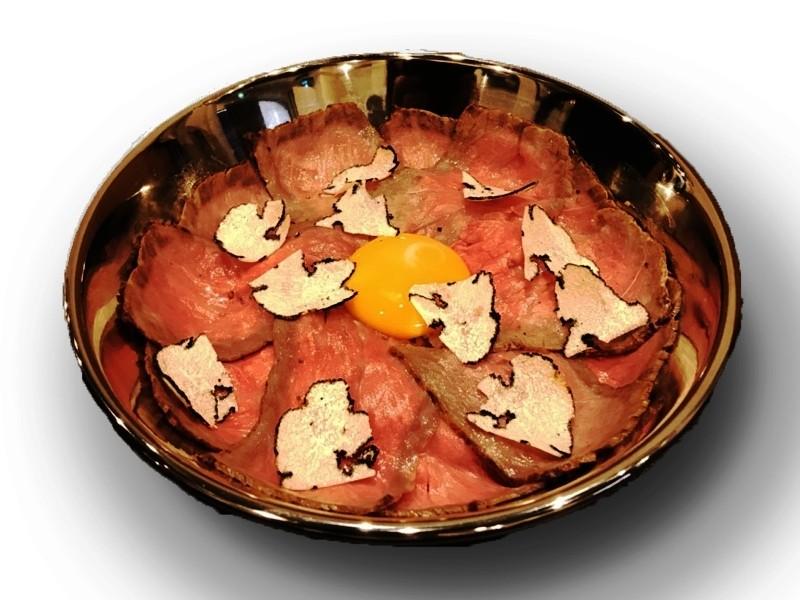 大阪人氣拉麵店麵屋和人-松露油麵