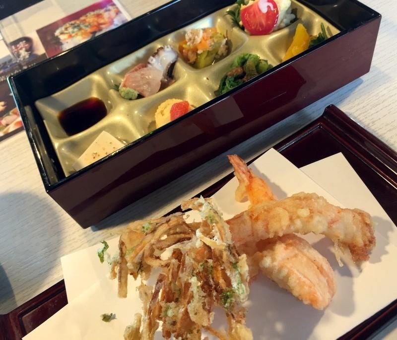 裝滿各式各樣料理的餐盒!京橋『天婦羅酒場 純(てんぷら酒場 純)』