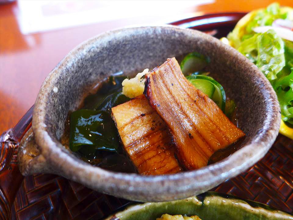 日本大阪烤星鰻