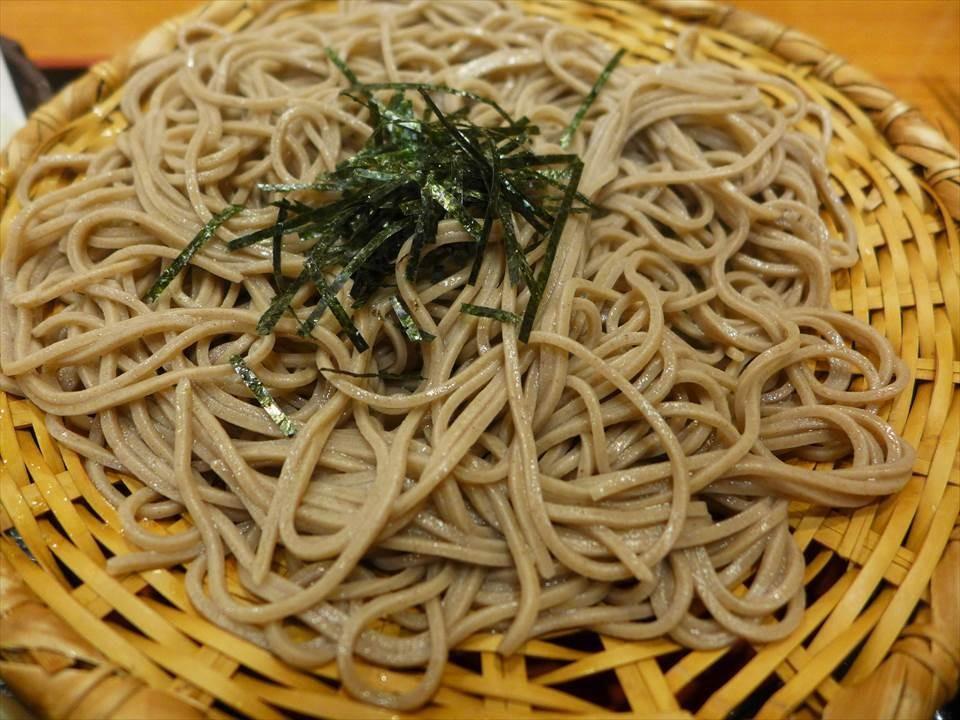日式蕎麥沾麵
