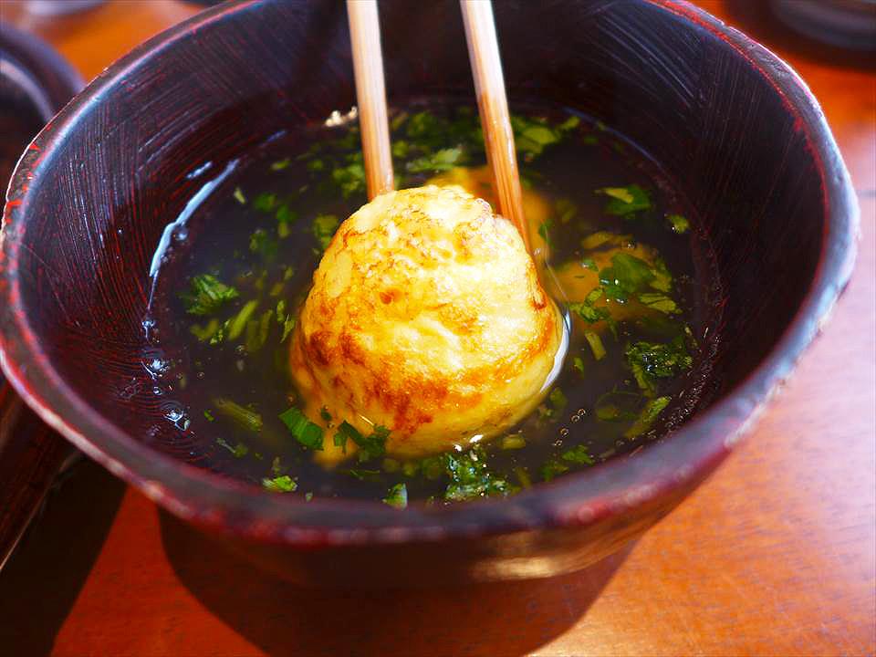 日本好吃雞蛋明石燒