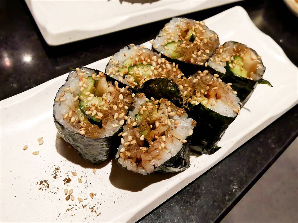 日本大阪居酒屋小黃瓜星鰻