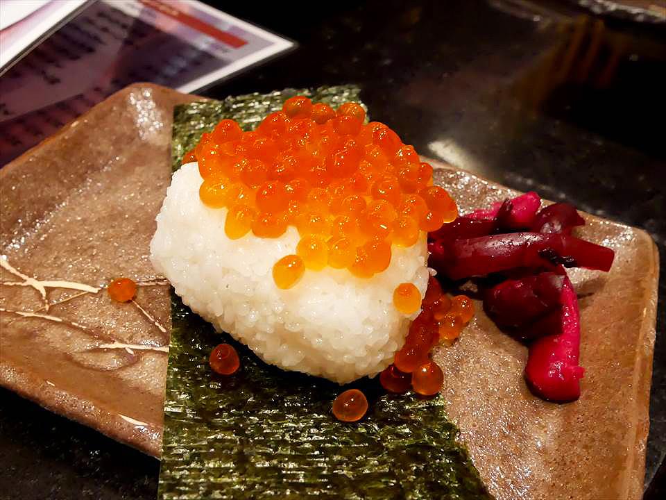 日本大阪鹽飯糰