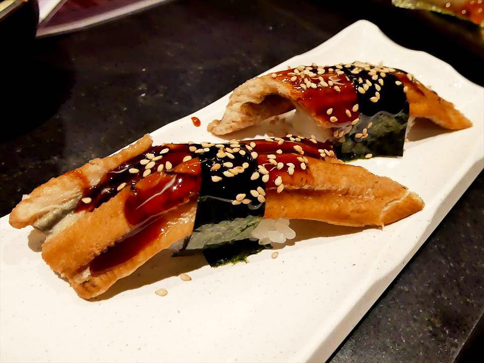 大阪日式星鰻壽司