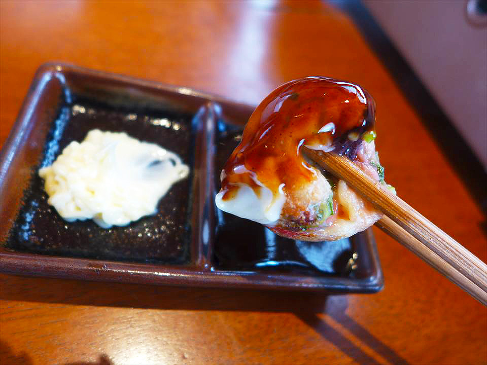 日本大阪推薦體驗製作章魚燒