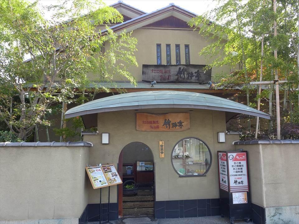 日本大阪章魚昌 店鋪