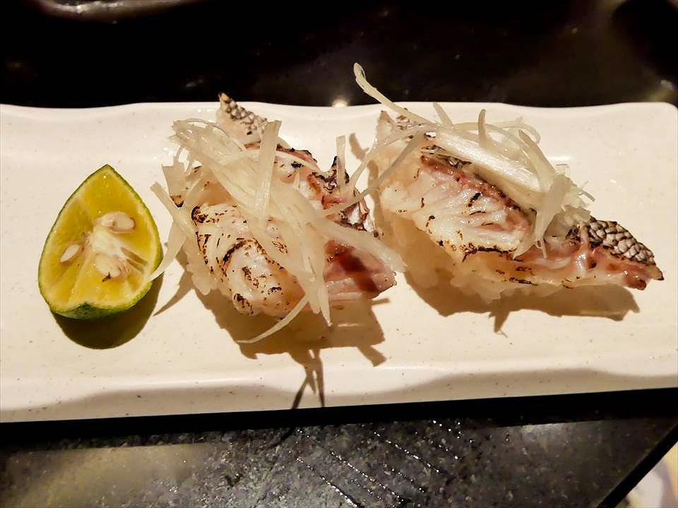 大阪美味炙燒鯛魚