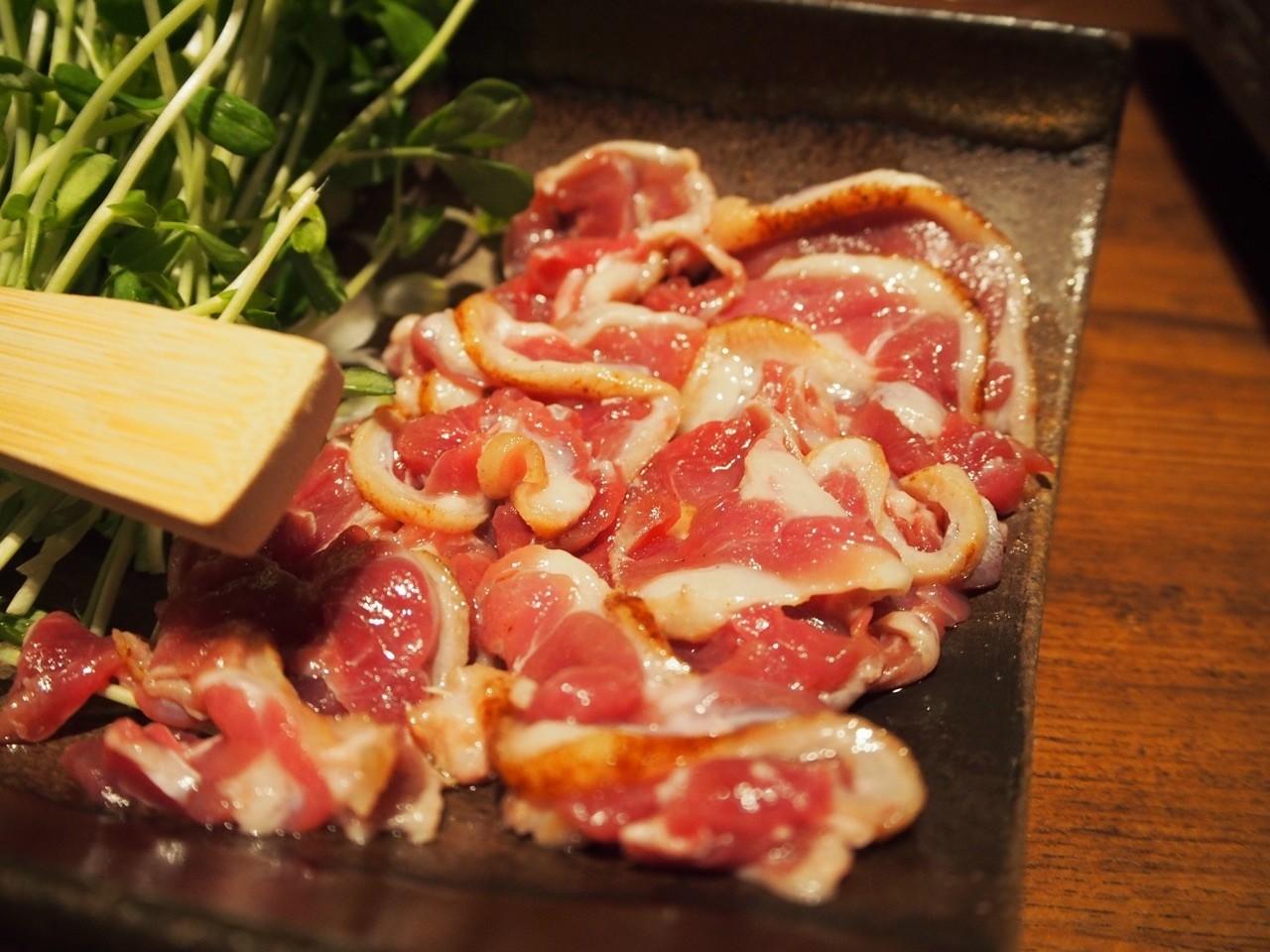 涮涮鍋鴨肉