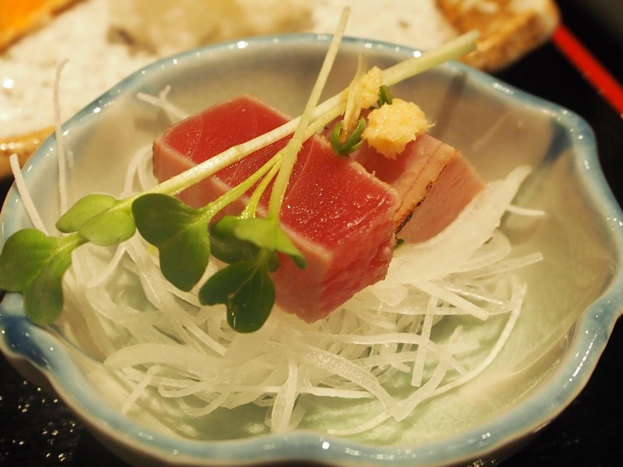 炙燒鮪魚片