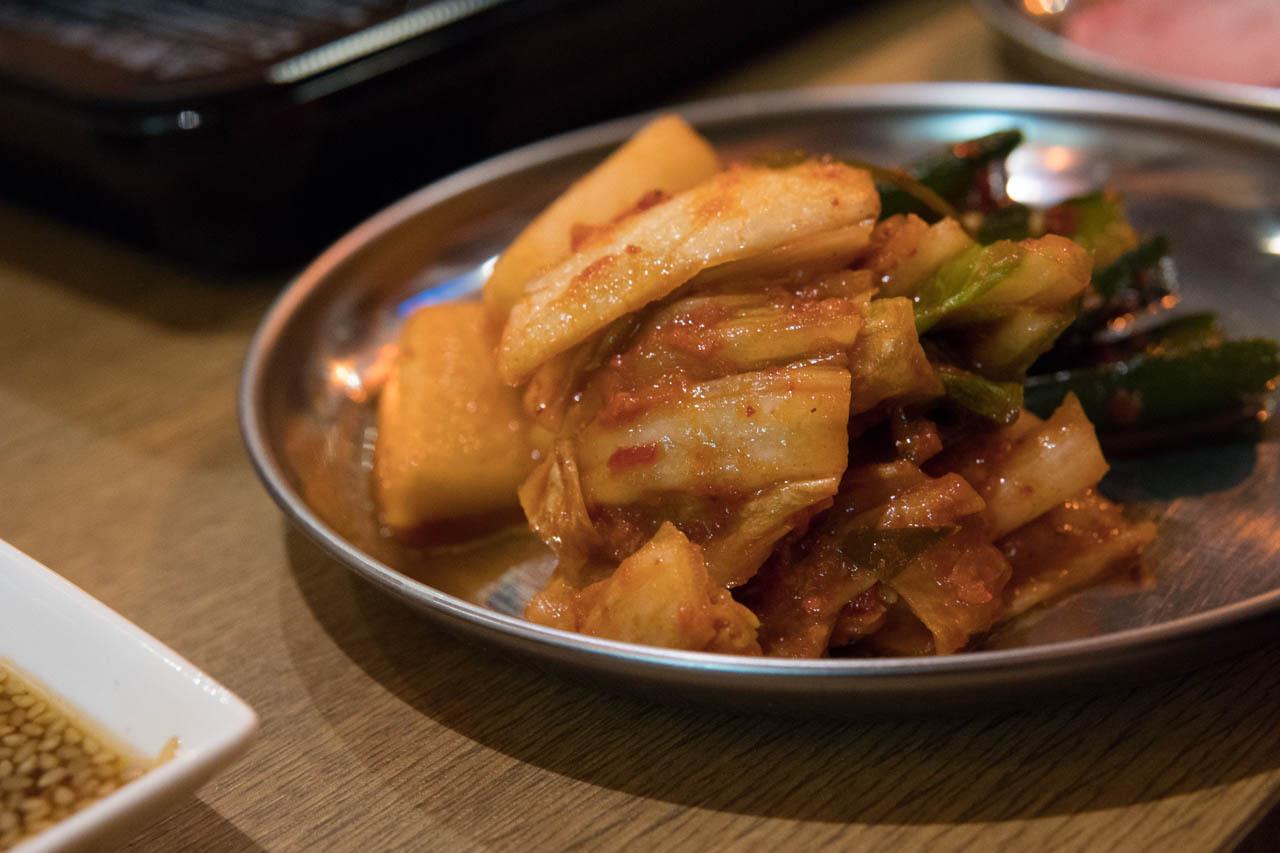 綜合韓式泡菜