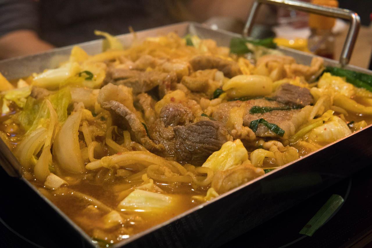 清爽平盆鍋