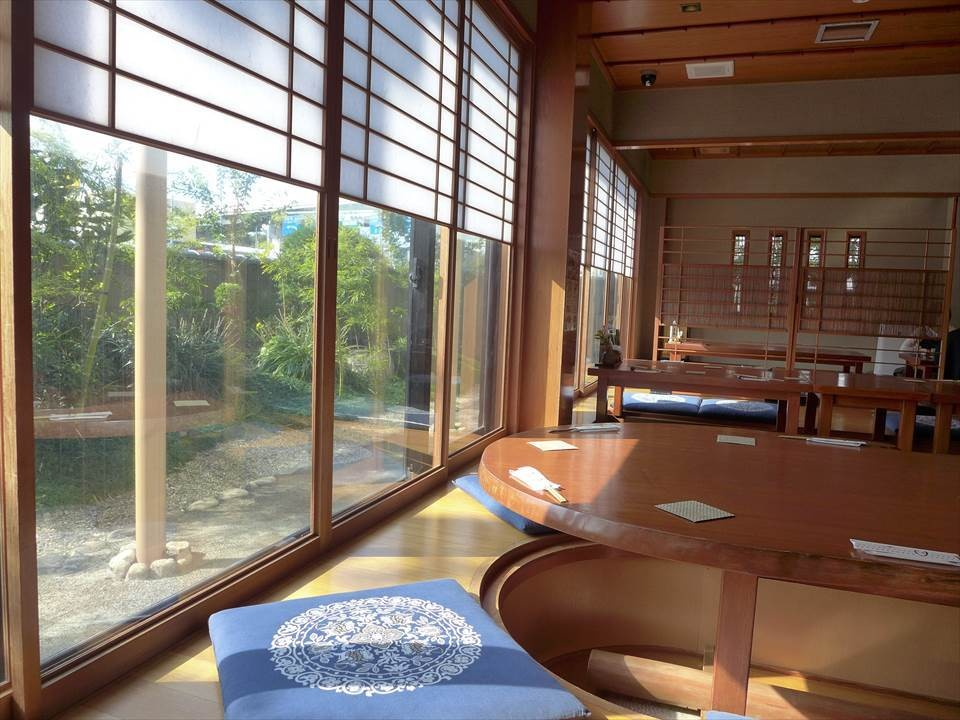 日式用餐空間