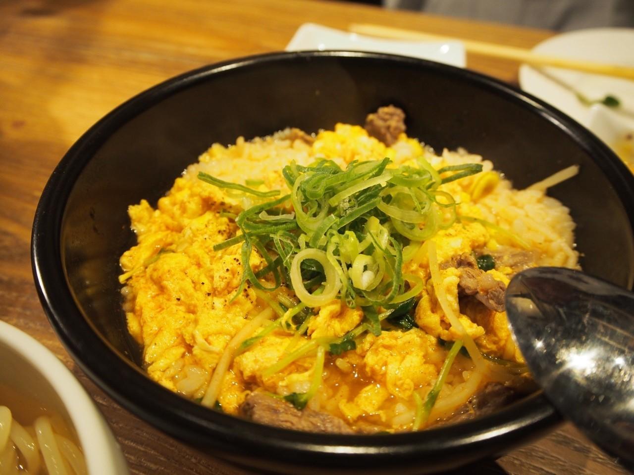 韓式辣牛肉湯飯