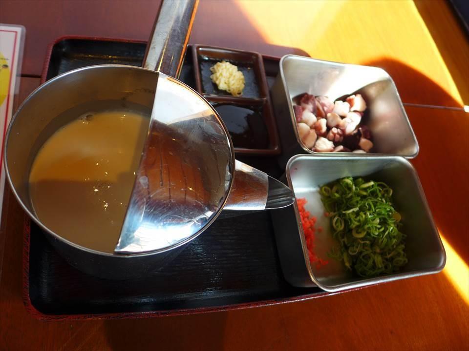 日本章魚燒體驗