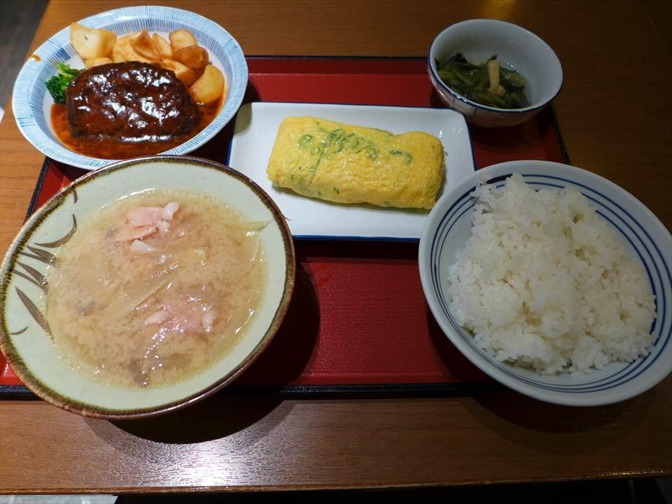 日式食堂自助定食