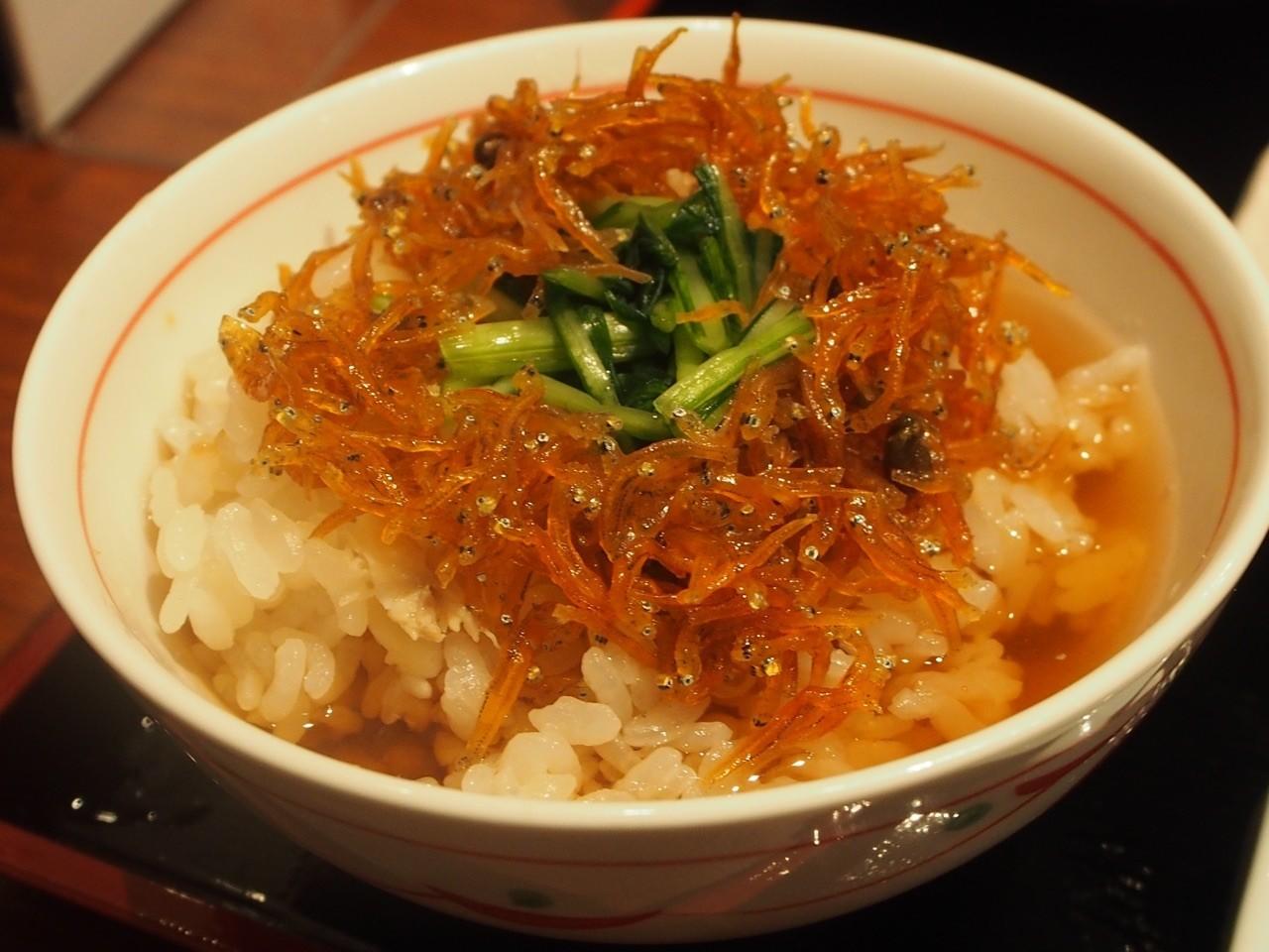 大阪小魚乾山椒