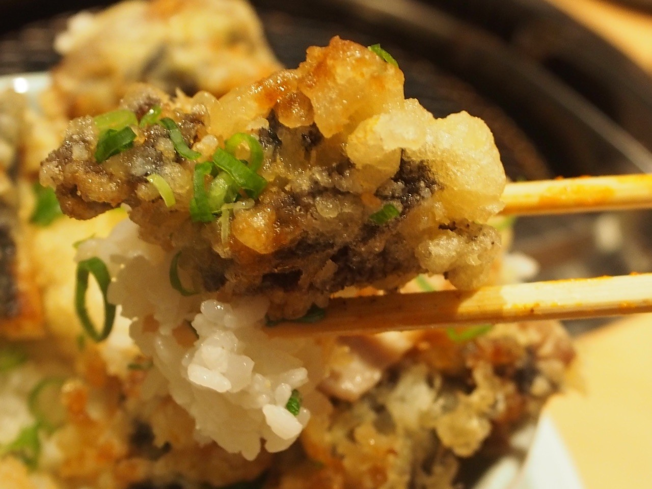 大阪內臟丼
