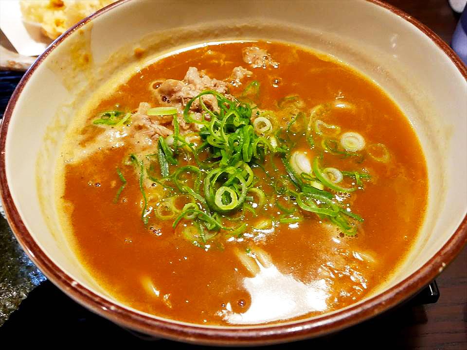大阪咖哩烏龍麵