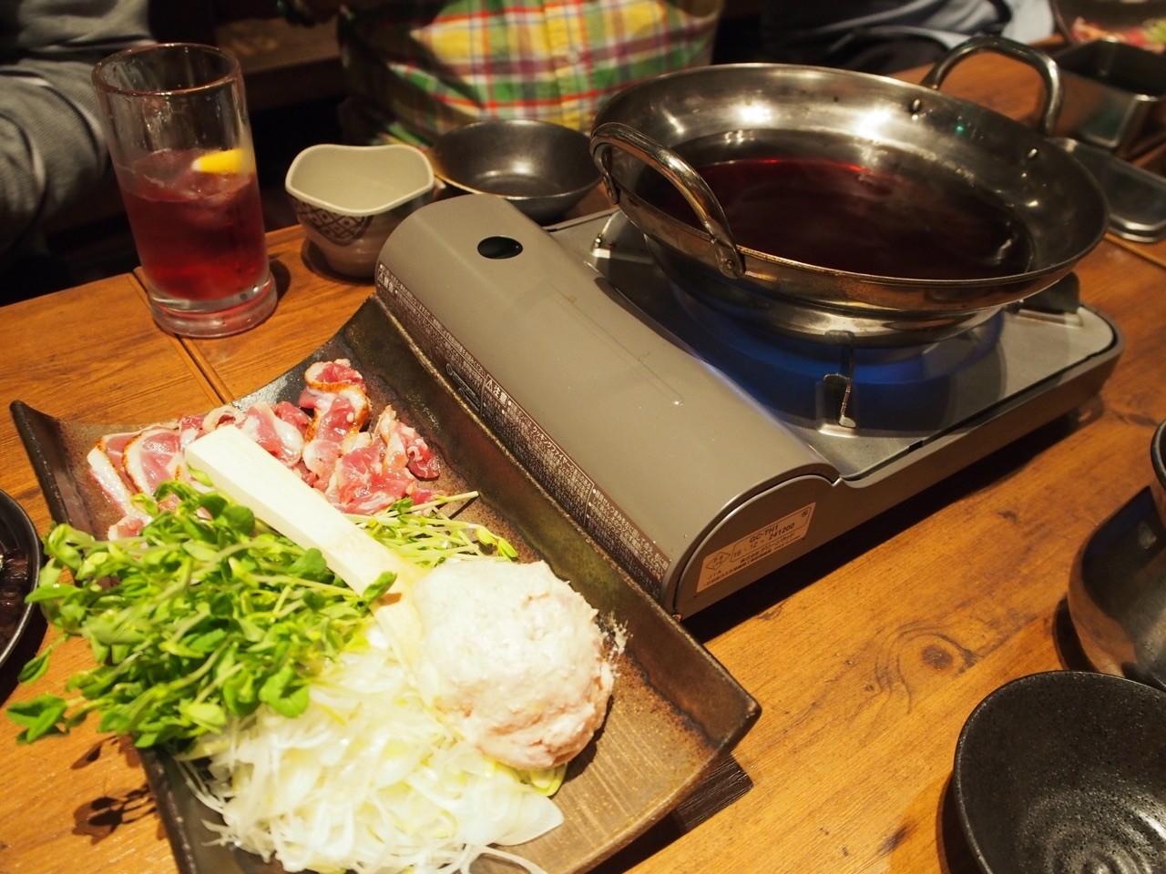 天王寺鴨肉涮涮鍋