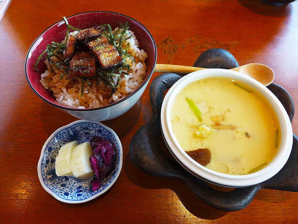日本星鰻套餐