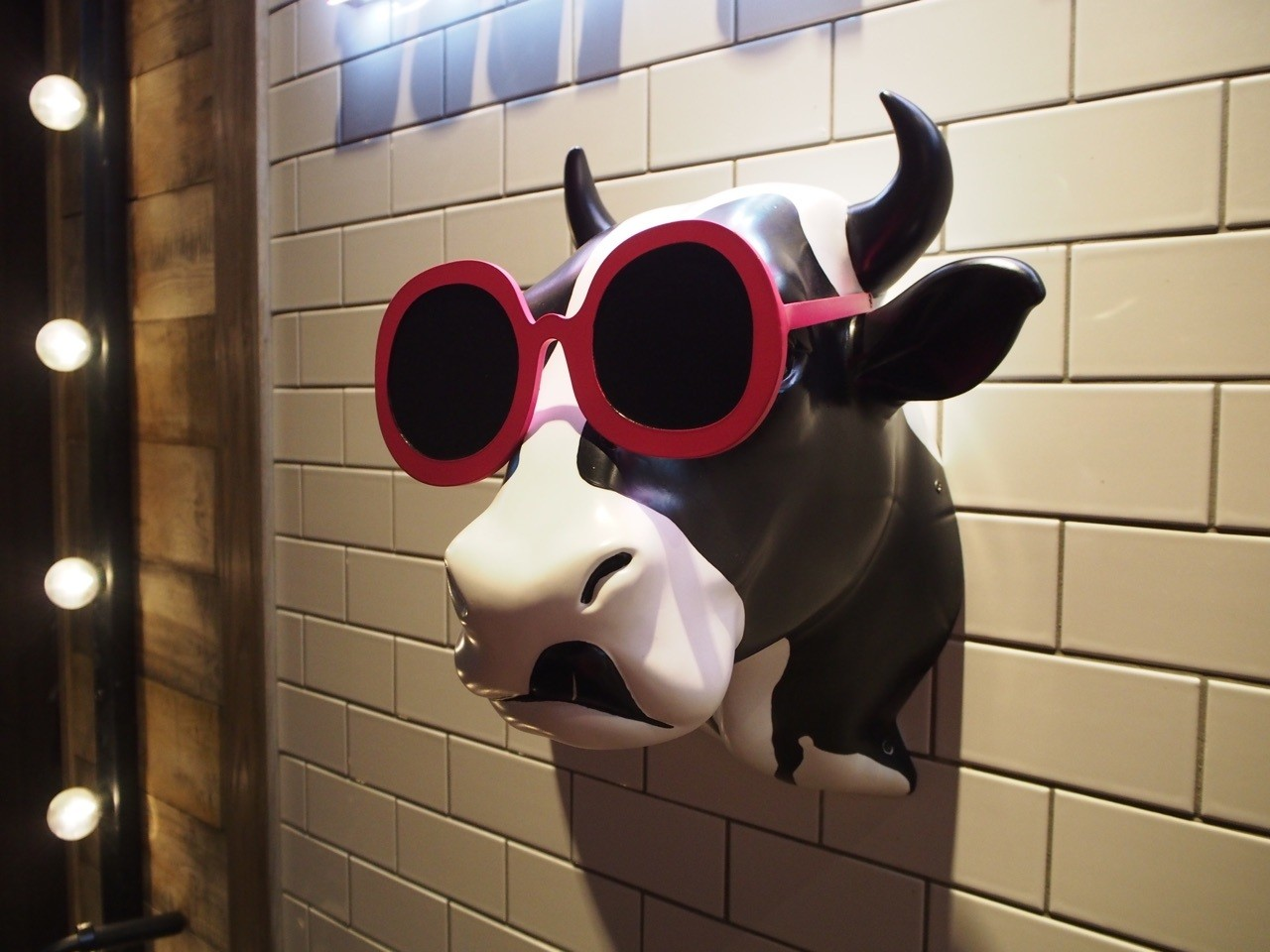 福島巷弄時尚燒肉店