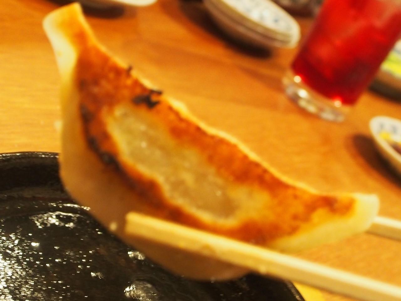 鮮嫩多汁煎餃