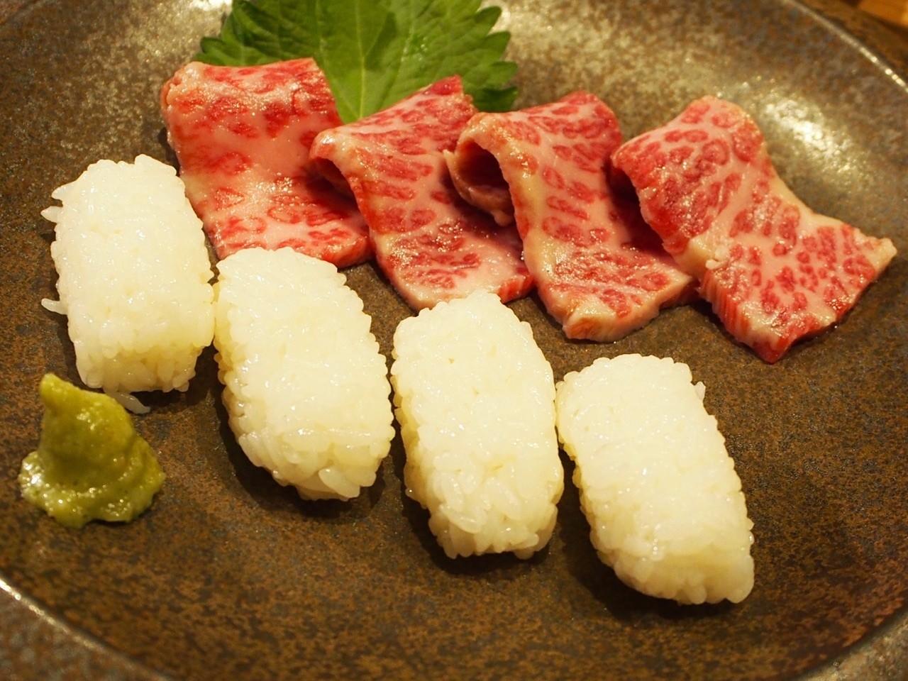 肉壽司 玉組合